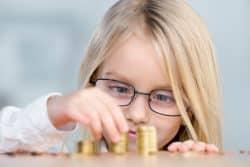 Sparen fürs Kind